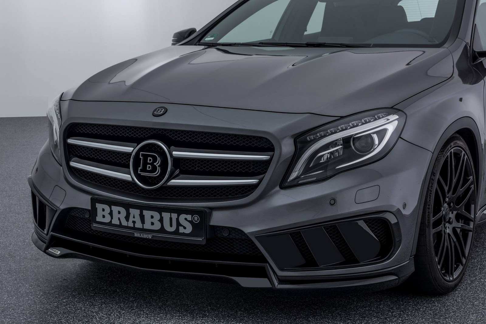 brabus gla 220 cdi. Black Bedroom Furniture Sets. Home Design Ideas