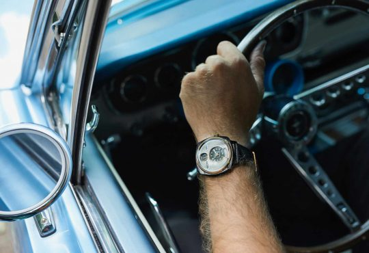 ford mustang REC Watches
