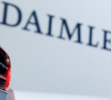 daimler sold the part of business to chinese geely