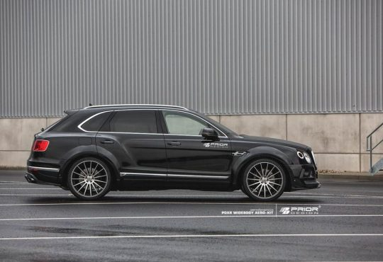Prior Design Bentley Bentayga