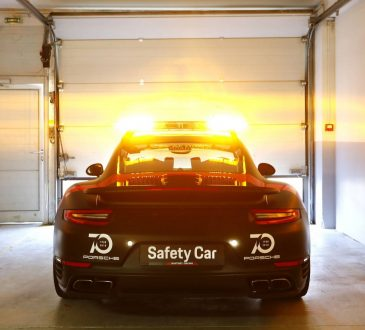 Porsche 911 World Endurance Championship Safety Car