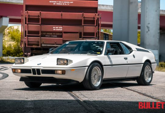 bmw m1 1981 alpine white