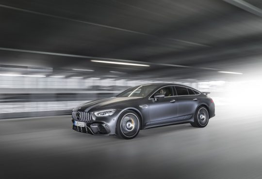 Mercedes-AMG GT 63S 4-Door Coupe Edition 1