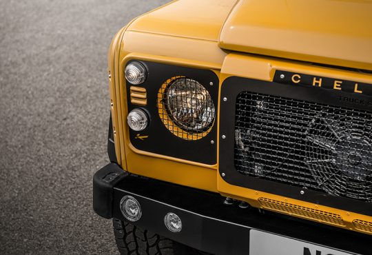 Chelsea Truck Company World Cup Edition Defender