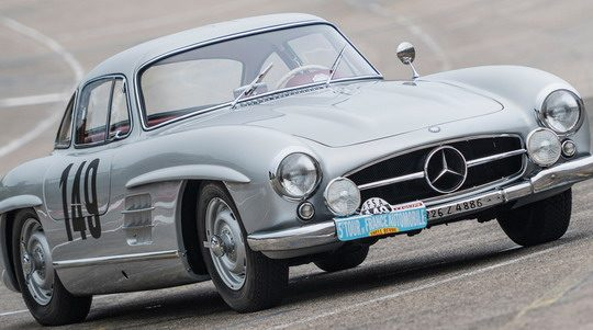 Mercedes-Benz 300 SL Gullwing1