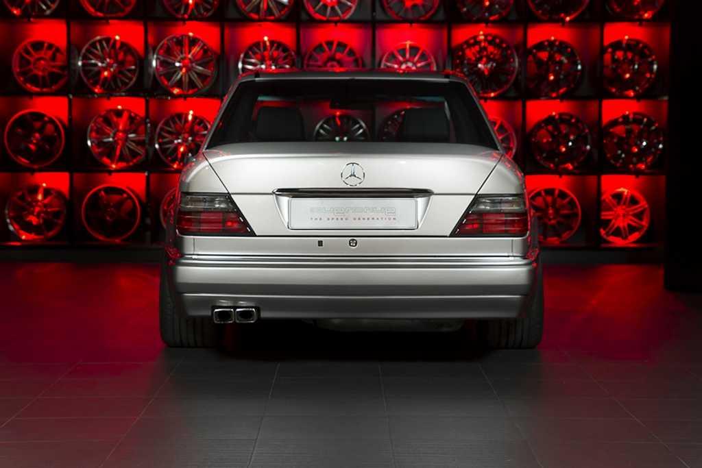 Mercedes E60