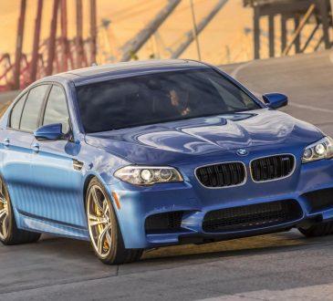 Novi BMW M5