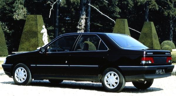 Peugeot-405-France-1988