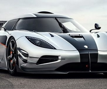 Koenigsegg One