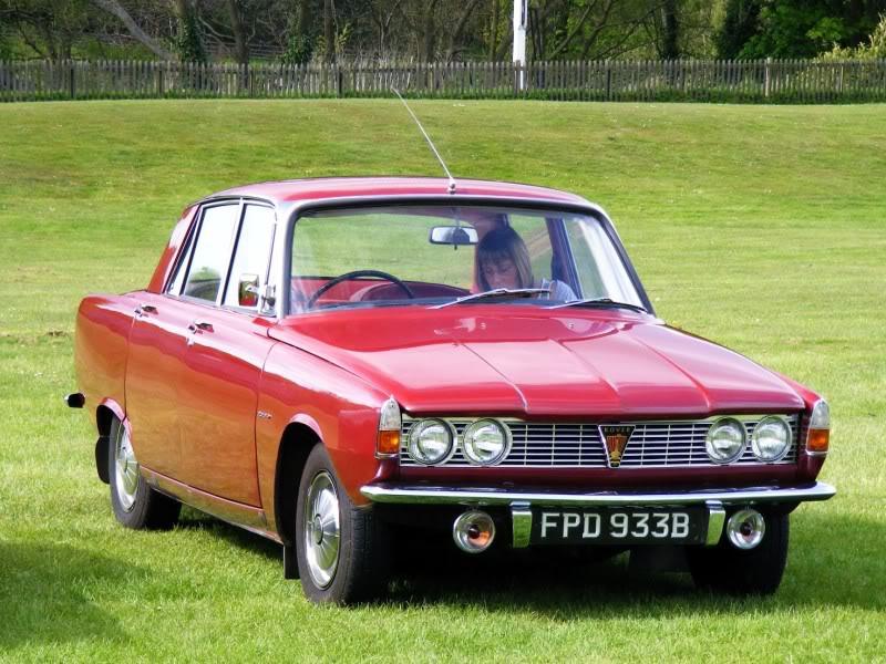 rover 2000 1964 b