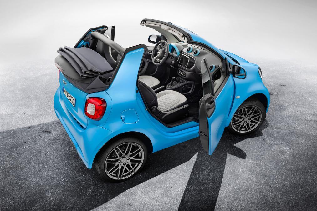 Smart ForTwo Cabrio Brabus edition-autonovosti.me-1