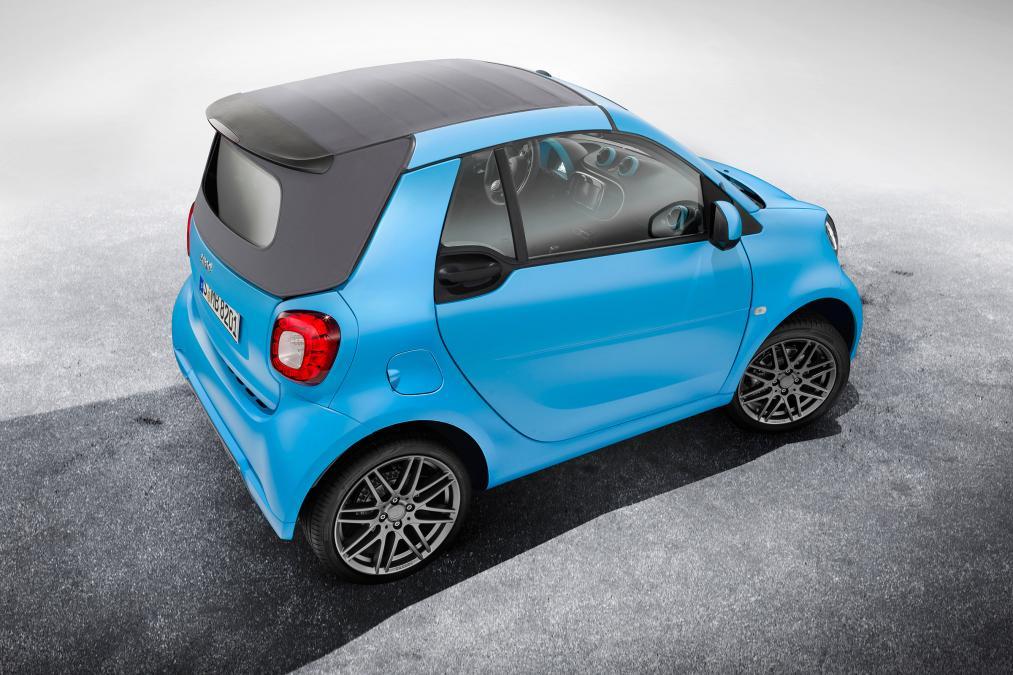 Smart ForTwo Cabrio Brabus edition-autonovosti.me-2