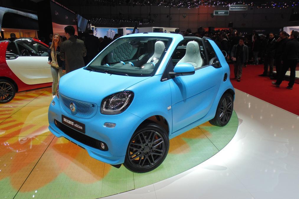 Smart ForTwo Cabrio Brabus edition-autonovosti.me-5