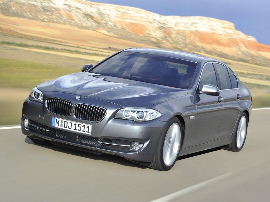 2010-BMW-5-Series