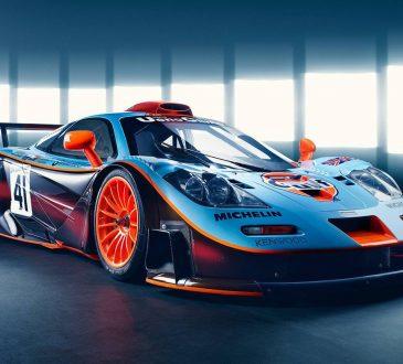 McLaren F1 GTR Longtail Hommage