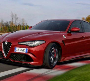 Alfa Romeo Giulia Quadrifoglio automobil godine po magazinu Top Gear
