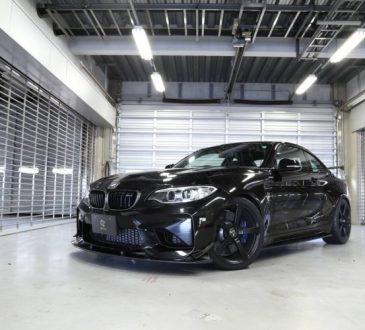 3D Design BMW M2