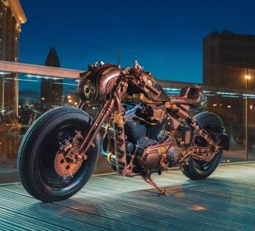 Harley-Davidson by Game Over Cycles