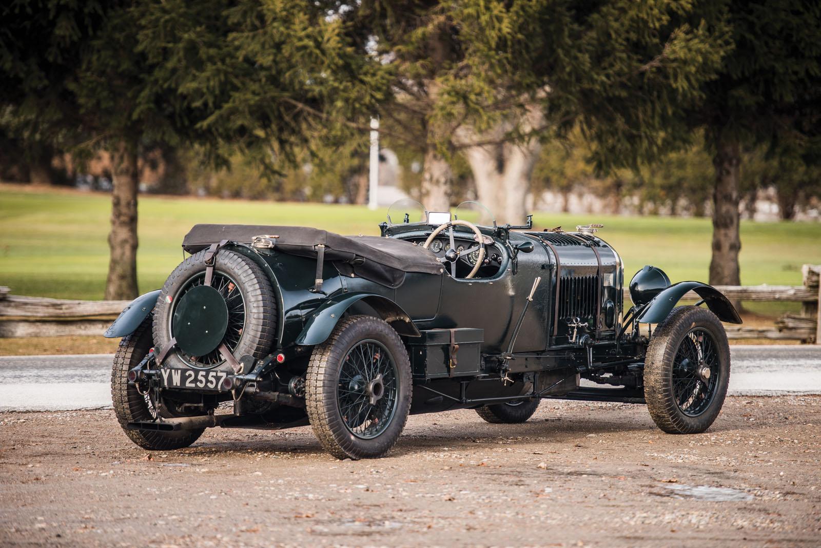 Bentley Le Mans Racer