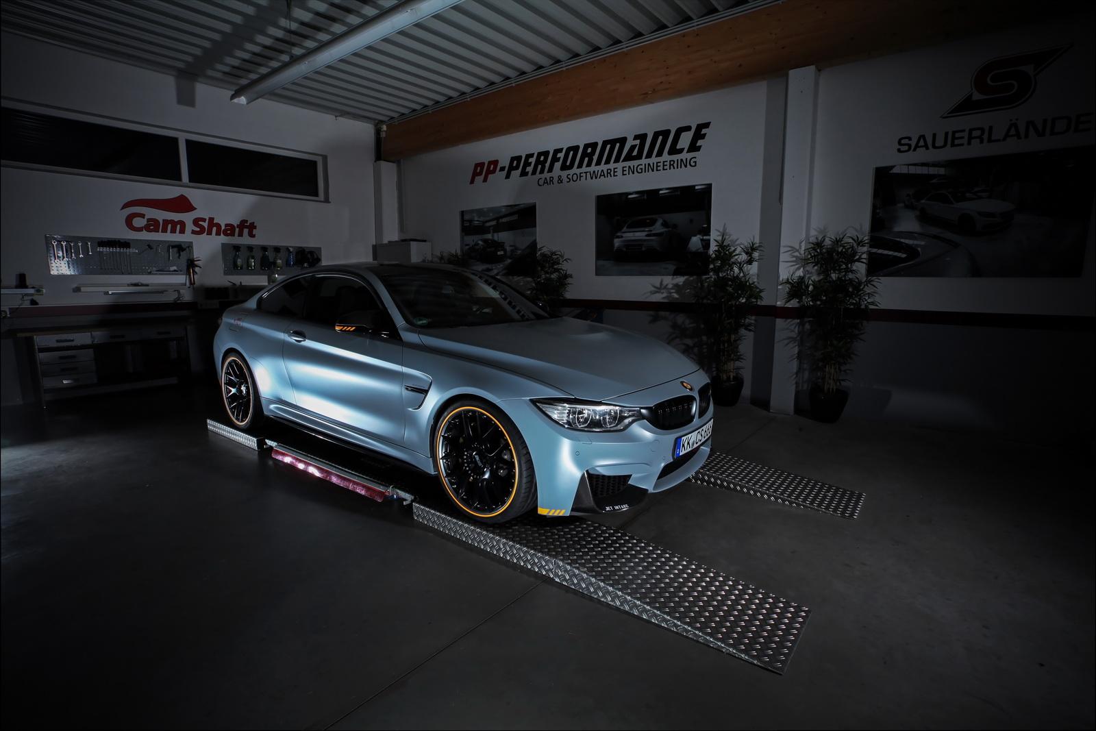 Cam-Shaft BMW M4 sa 520KS