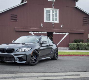 Mineral Gray BMW M2 Vorsteiner