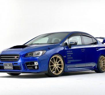 Rowen Subaru WRX STI