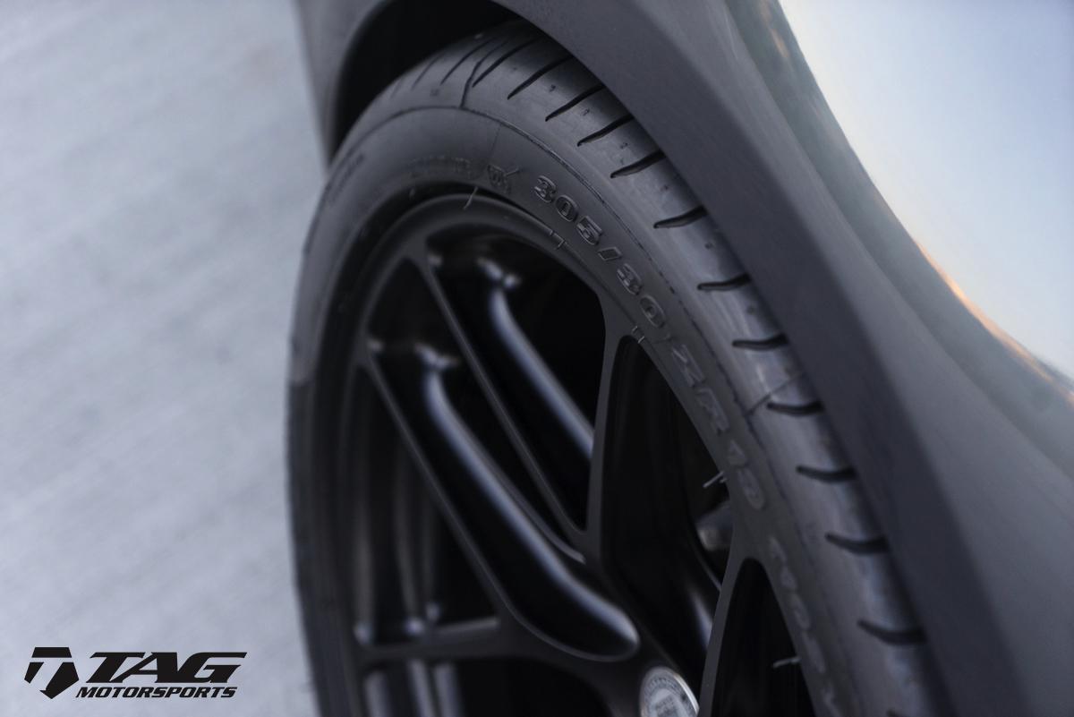 TAG Motorsports BMW M4 F82
