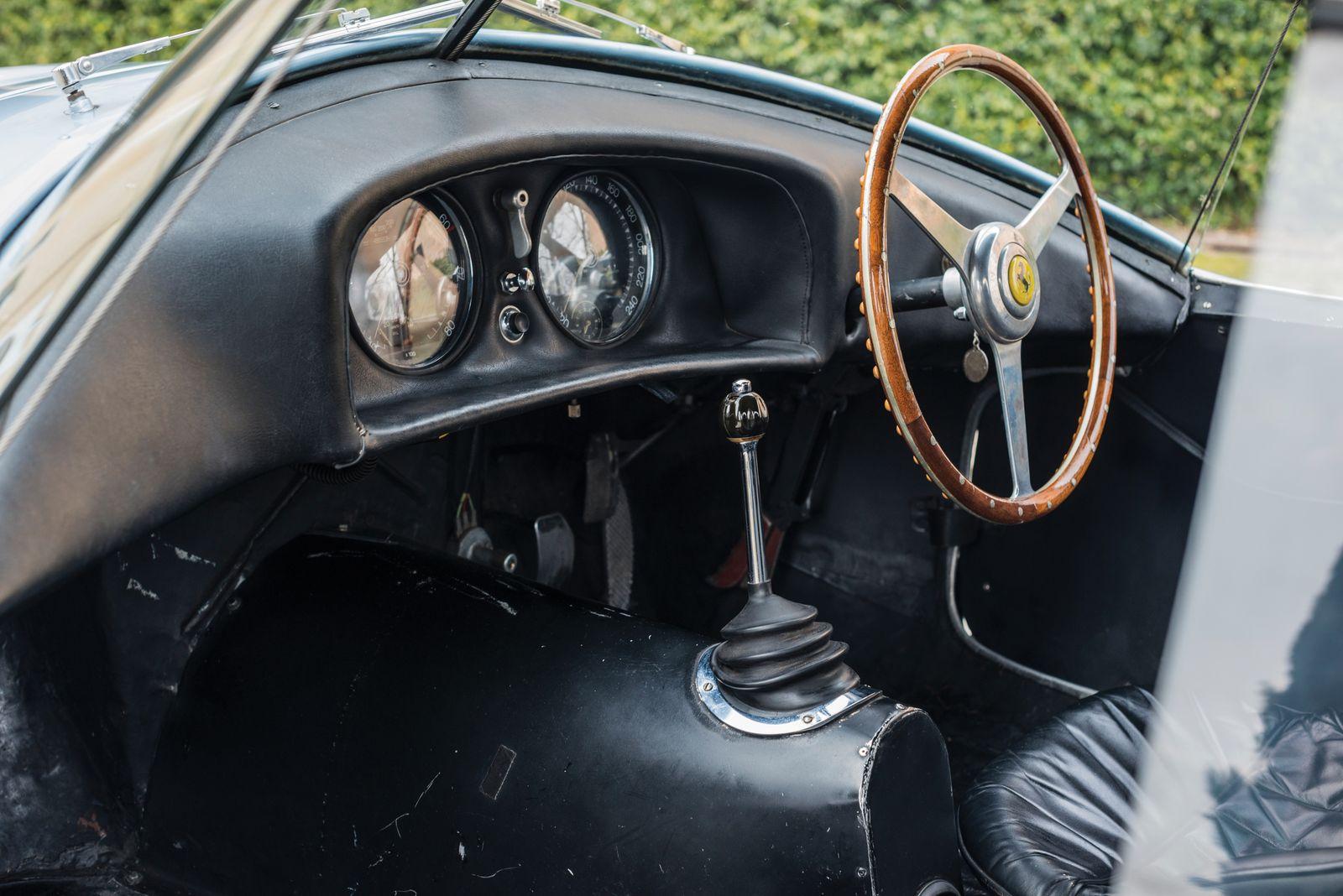 Ferrari uovo 1950