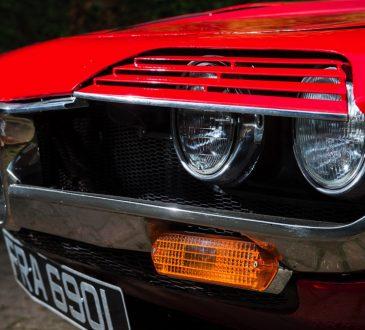 Alfa Romeo Montreal iz 1972. godine na aukciji