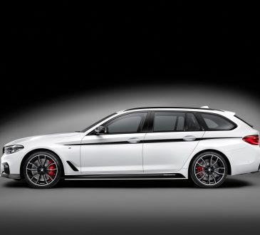 BMW Serije 5 Touring M Performance Parts