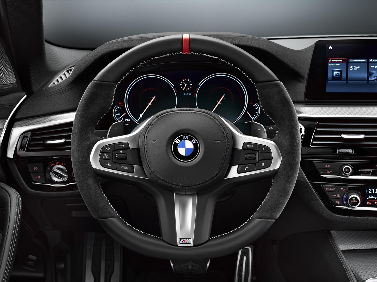 BMW Serije 5 Touring M Performance Parts