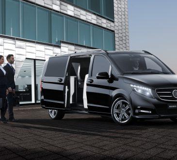 Brabus Mercedes V klasse VIP Conference Lounge