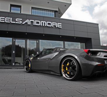 Wheelsandmore Ferrari 488 GTS Triple Seven