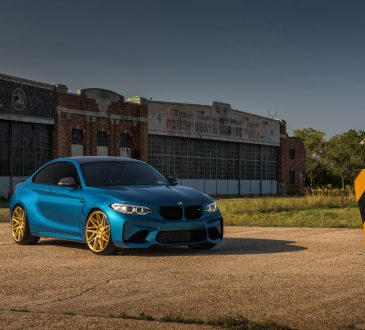 BMW M2 sa Vossen Forged Precision Series točkovima