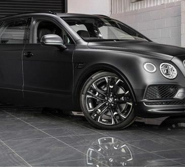Bentley Bentayga Le Mans Edition By Kahn Design