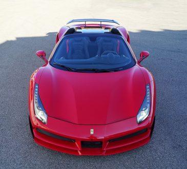 Novitec N-Largo Ferrari 488 Spider