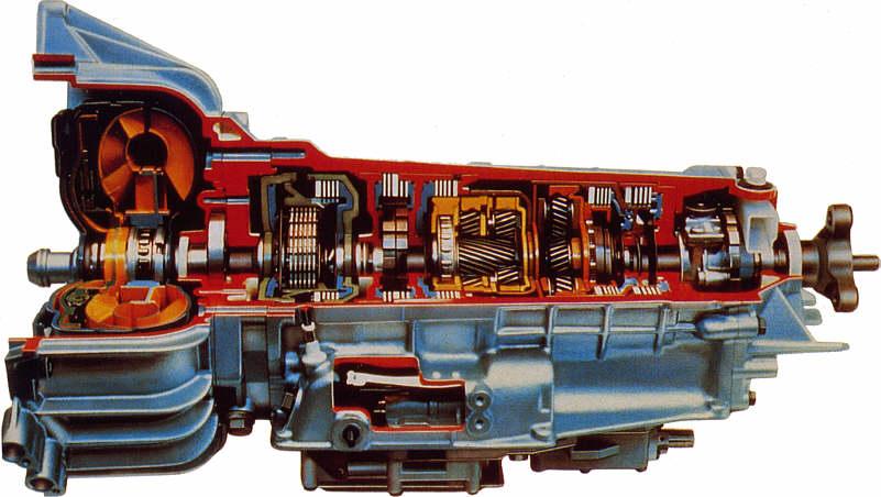 Adaptive Getriebesteuerung