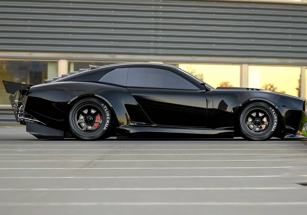 Firebird TT Concept