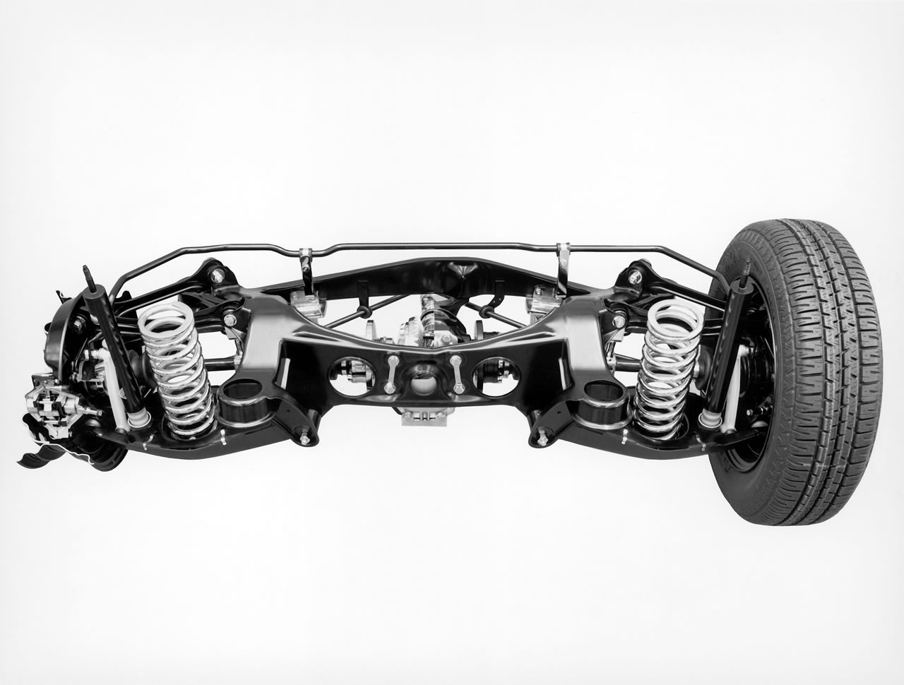 multilink suspension