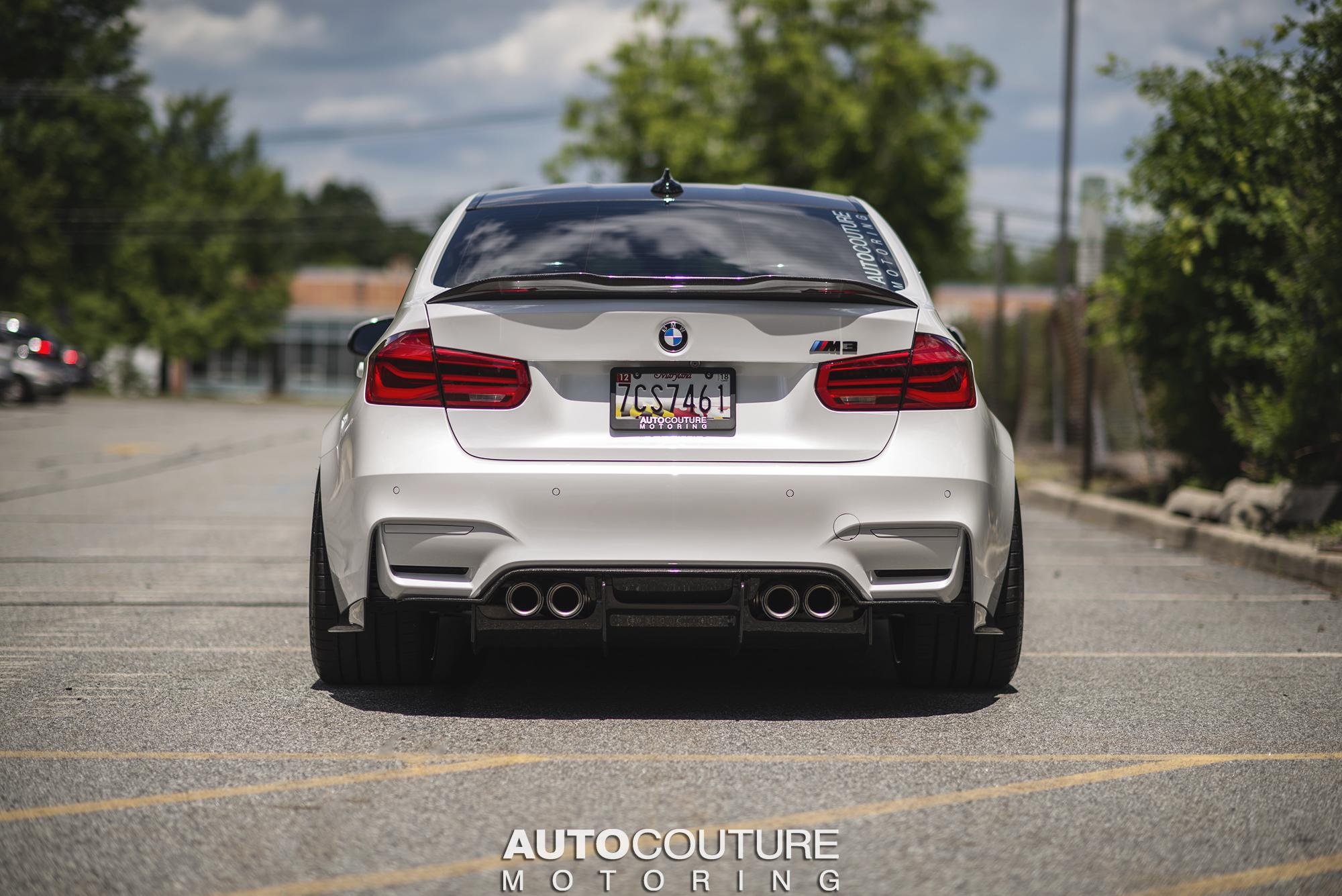 AUTOCouture Motoring BMW M3