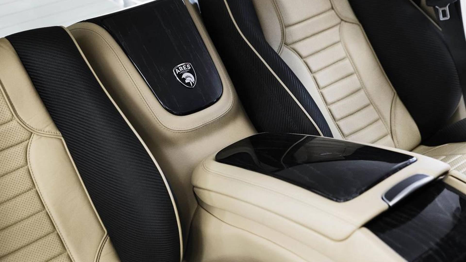 Ares X-Raid Mercedes G63 AMG