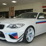 BMW M2 Clubsport Lightweight