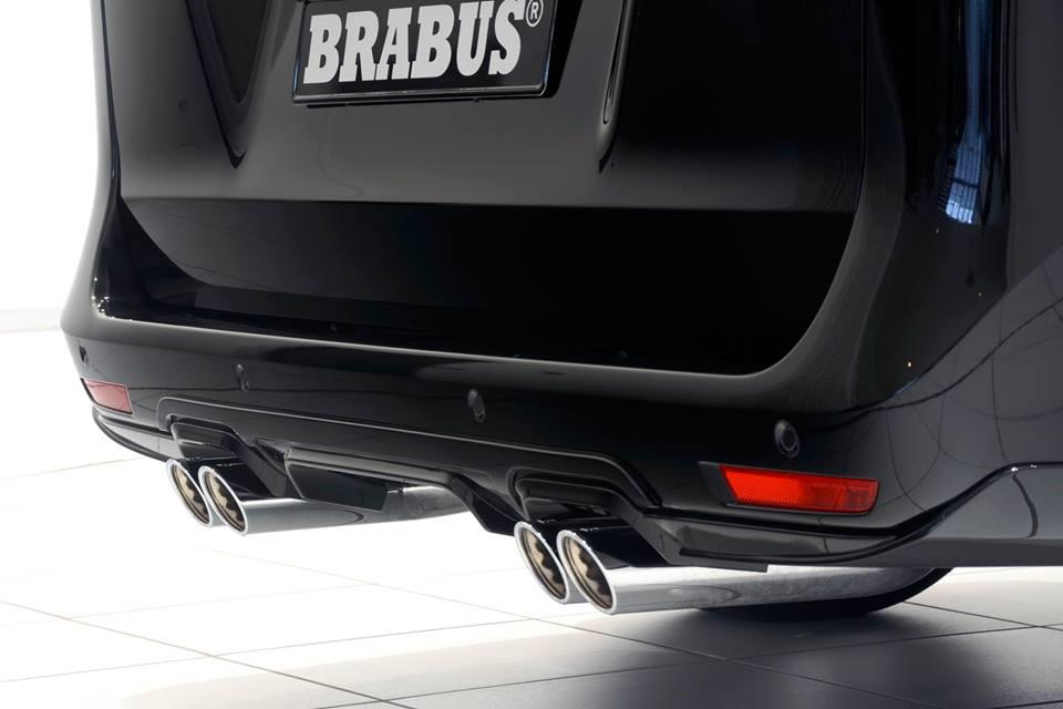 Brabus Mercedes V klase