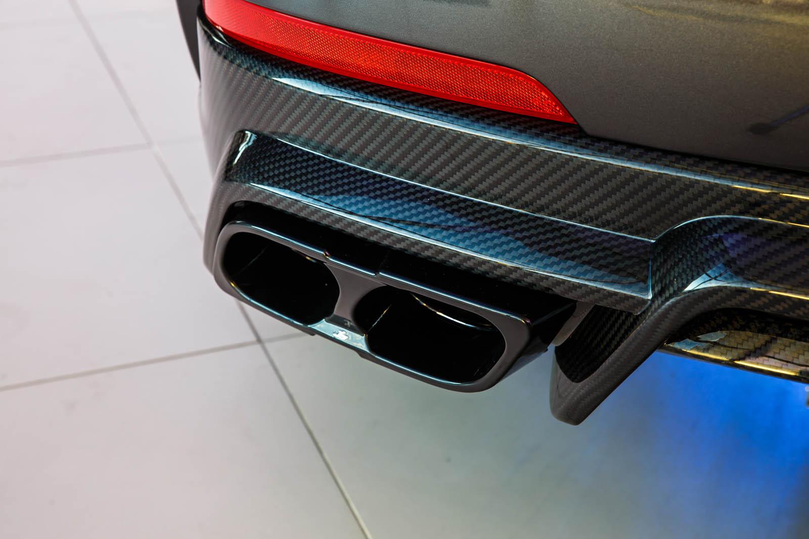 Larte Design Maserati Levante Shtorm