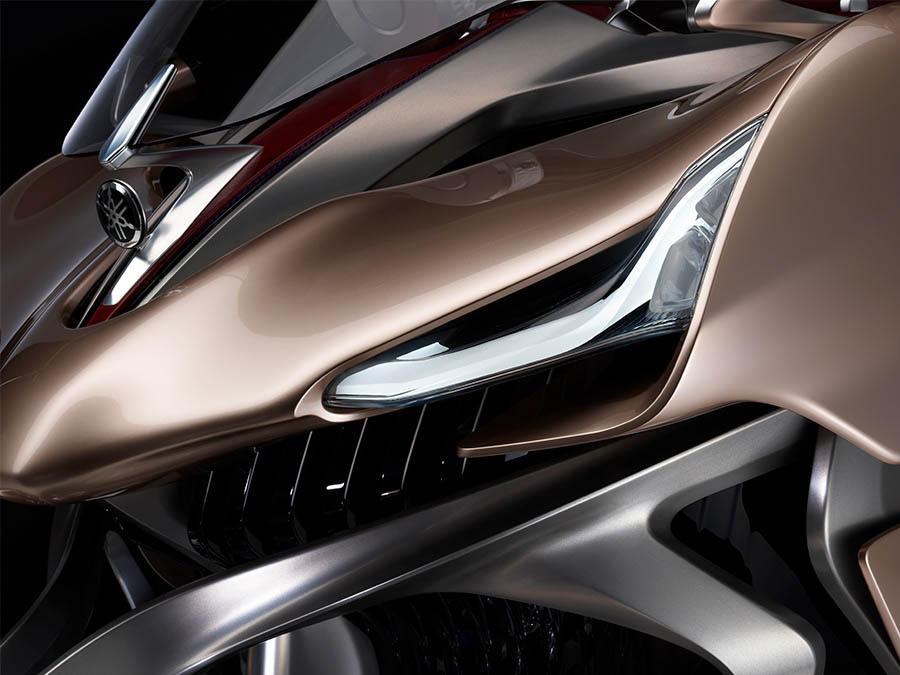 Yamaha MWC-4 koncept