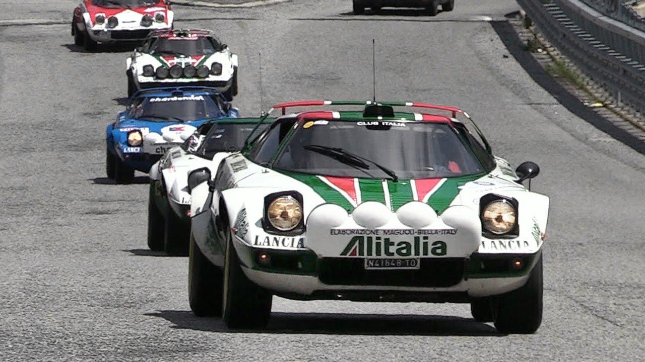 Lancia – sklepana legenda zvana Stratos