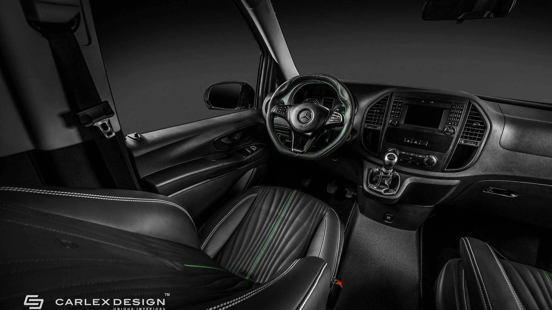 Mercedes Vito by Carlex Design