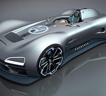 racing fourteen concept