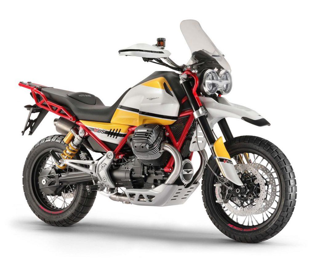 Moto Guzzi V85 concept