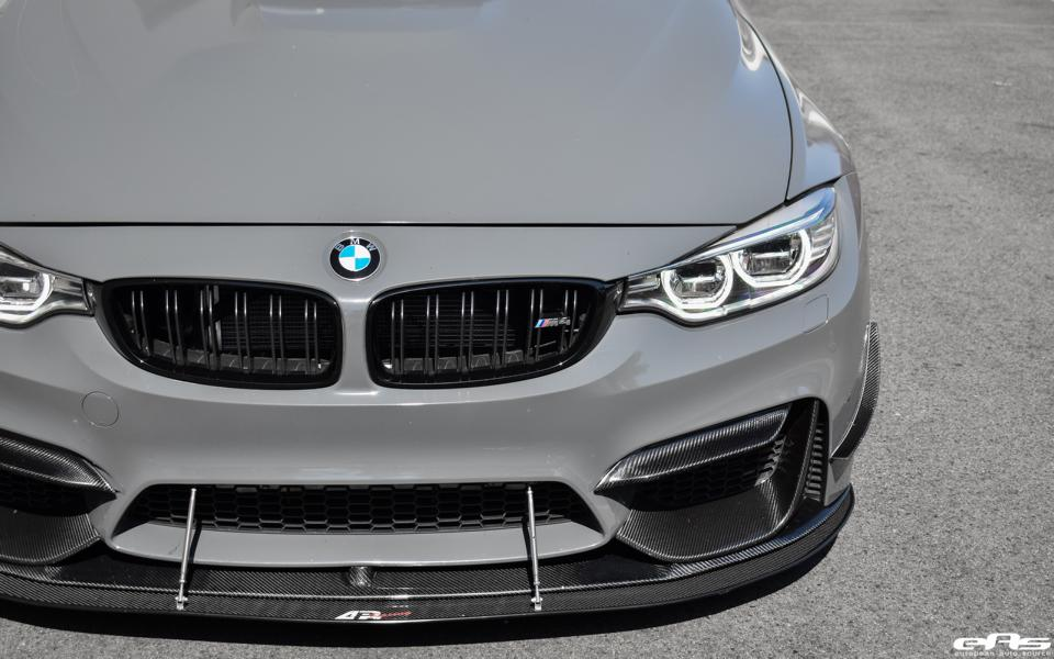 EAS BMW M4 Nardo Gray